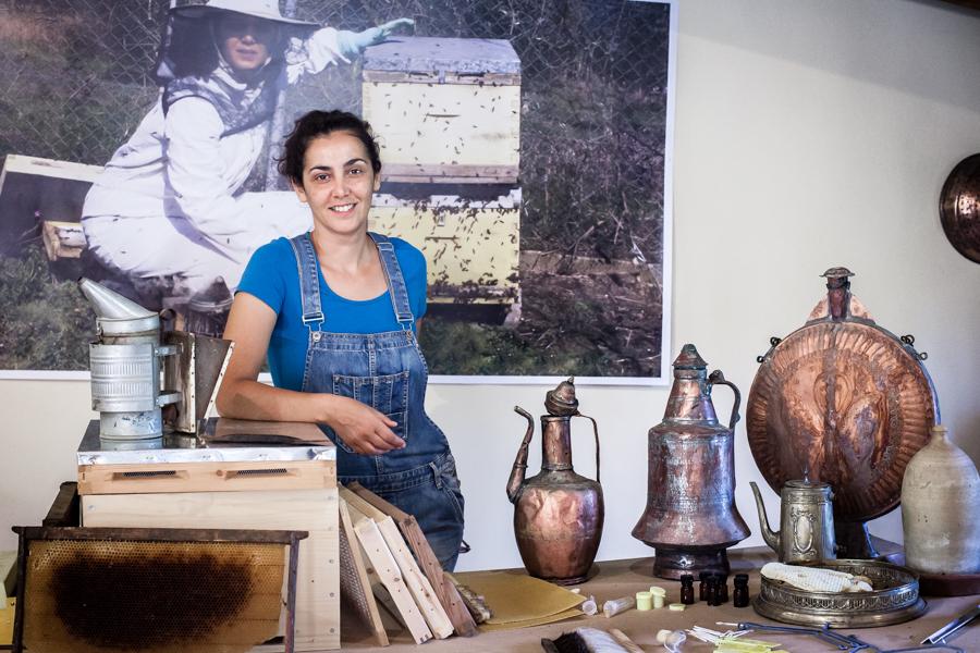 klio's honey farm the collection