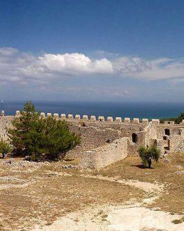 Chlemoutsi Castle - Katakolon Port Tours