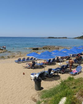 st andrew beach